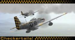 Checkertails
